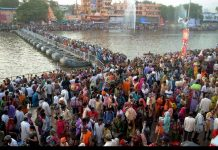 CM of Uttarakhand said - Corona will not spread by the grace of Mother Ganga in Kumbh