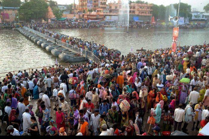 CM of Uttarakhand said - Corona will not spread by the grace of Mother Ganga in Kumbh