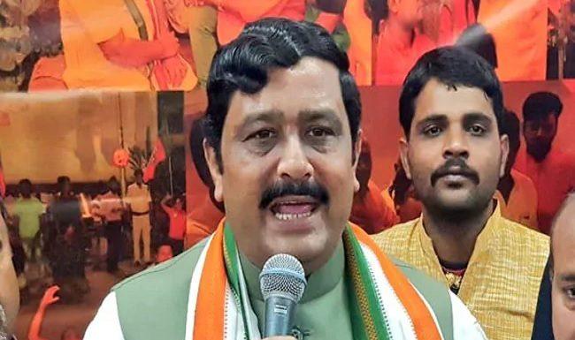 ECI bans BJP leader Rahul Sinha