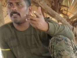 CRPF jawan in the possession of Naxalites