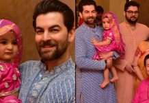 Neil Nitin Mukesh's entire family became corona infected, how is everyone's condition