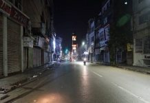 Night Curfew in Dehradun: all schools to remain closed till 30th April