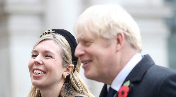 British PM's Secret Wedding