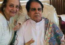 Veteran actor Dilip Kumar hospitalized, wife Saira Banu informed