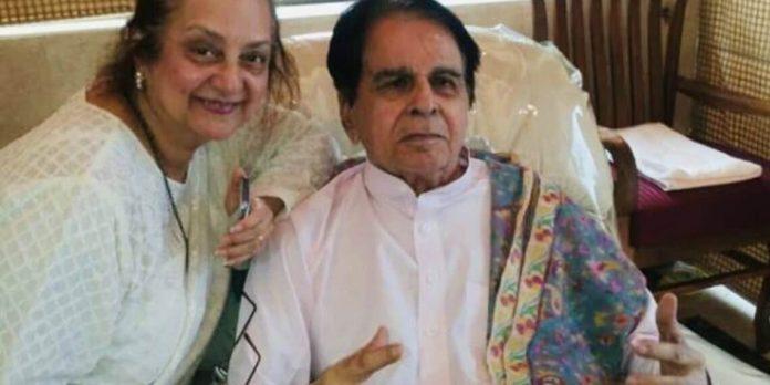 Veteran actor Dilip Kumar hospitalized, wife Saira Banu informed