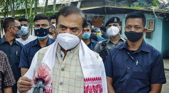 Who is the CM of Assam:
