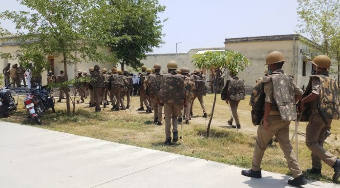 Gangwar in Chitrakoot Jail