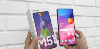 India's first smartphone Samsung Galaxy M51 with 7000mAh battery