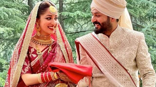 Inside photos of Yami Gautam's wedding went vira