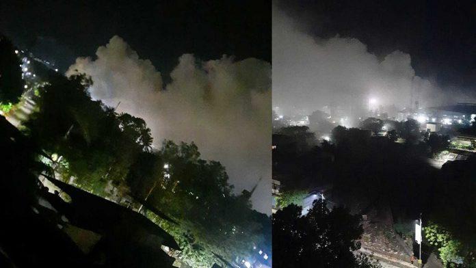 Maharashtra: Gas leak in factory in Badlapur created panic