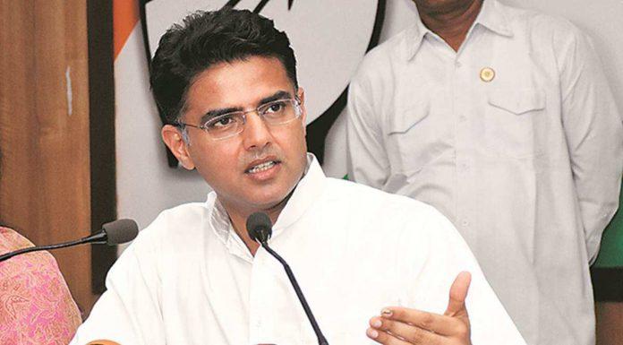 Sachin Pilot supporters will get a flight of power?