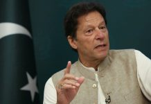 Why was Imran Khan so nervous after the Lahore blasts?
