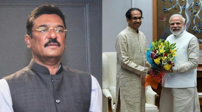Shiv Sena MLA's letter to Uddhav Thackeray- join hands with BJP