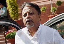 Mukul Roy will return home in TMC