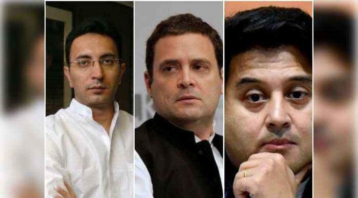 Jitin Prasad News: First Scindia and now Jitin also slipped