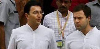 Jitin Prasad Exit News: Due to Jitin's joining BJP,