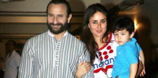 Kareena Kapoor and Saif Ali Khan named Taimur's younger brother!