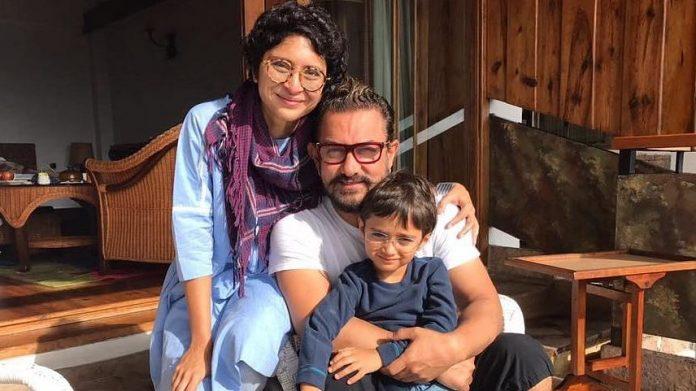 Aamir-Kiran divorced - people made a mess by holding Fatima Sana Shaikh responsible