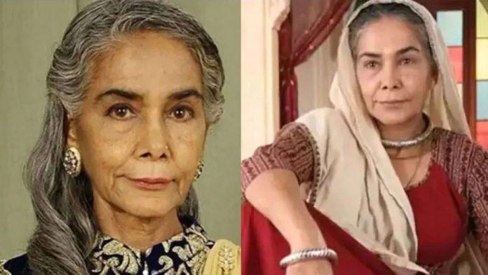 'Balika Vadhu' fame Surekha Sikri passes away - said goodbye to the world at the age of 75