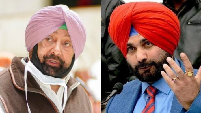 Congress discord: Sidhu- who rejected the post of Deputy CM- will get a big responsibility