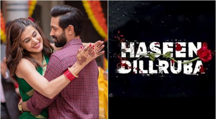 Haseen Dillruba Review: Romance and adventure in the same story: Taapsee Pannu sets the tone