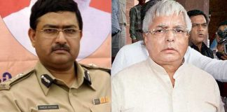 Connection between the Commissioner Rakesh Asthana & RJD supremo Lalu Yadav?