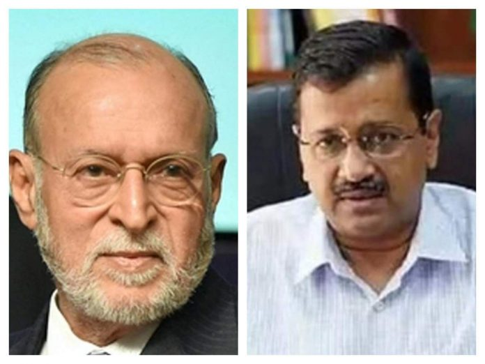 Farmers' movement: LG dismisses Delhi government's panel of lawyers