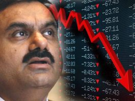Gautam Adani Shares Big Fall: Shares of Gautam Adani fell face to face: in 6 out of 4 companies