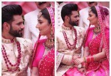 Rahul-Disha Wedding Photos, Videos: From starting to marriage and sindoordan