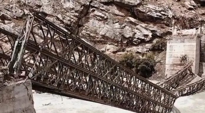 Kinnaur Landslide: A day before the accident- nature had given a warning