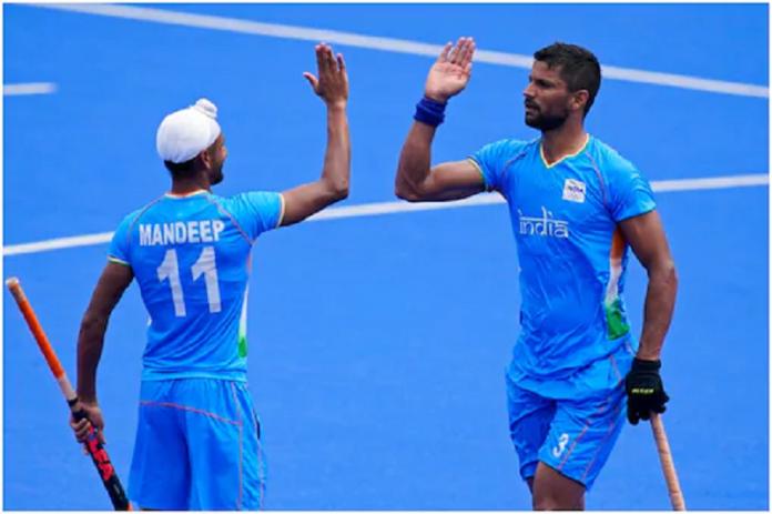 Tokyo Olympics Hockey: Indian hockey team's spectacular comeback
