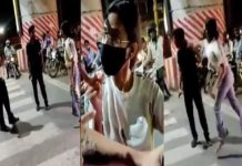 FIR against girl who slapped a cab driver in Lucknow: Demand was raised on Twitter