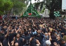 There will be strictness in UP on Muharram- complete ban on taking out Tazia