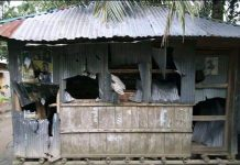 100 fundamentalists attacked Bangladeshi village: destroyed 50 Hindu houses