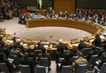Pakistani journalist raised the issue of Kashmir in the United Nations Security Council