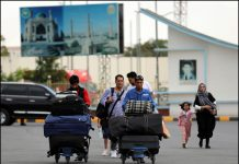 Taliban attacks women and children at Kabul airport - promises to keep peace