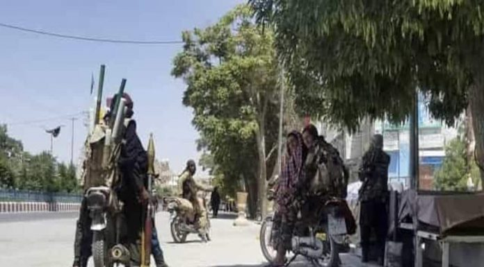 The first sign of the brutality of Taliban came in front - all limits crossed