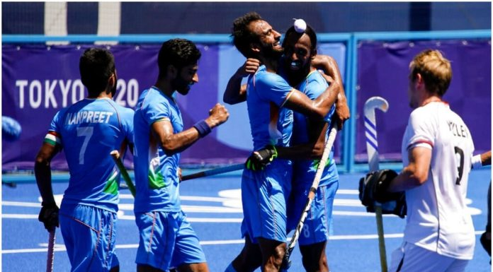 Olympics 2020: Indian men's hockey team created history: won medal after 41 years