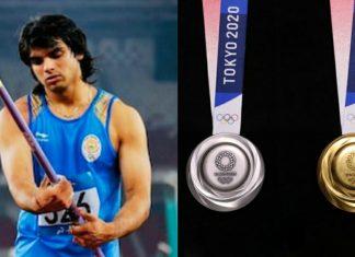 Tokyo Olympics 2020: Neeraj Chopra wins gold medal: many celebs congratulated