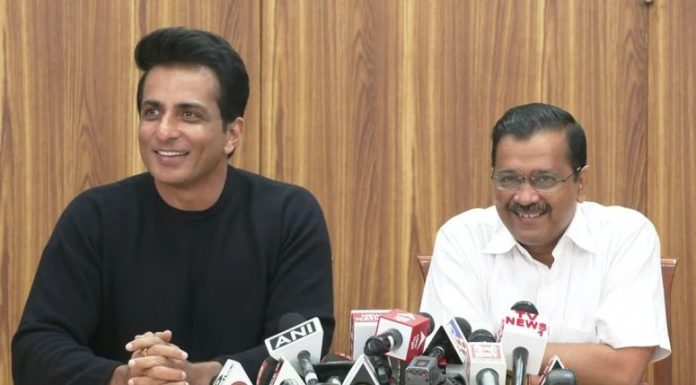 Next to CM Kejriwal then question to Sonu Sood – Will you contest the elections of Punjab?