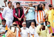 Inciting speech at Jantar Mantar: 6 arrested including Ashwini Upadhyay
