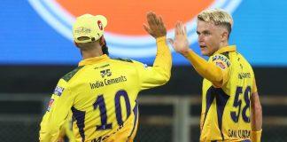 IPL 2021 Phase-2: Sam Curran associated with Chennai Super Kings