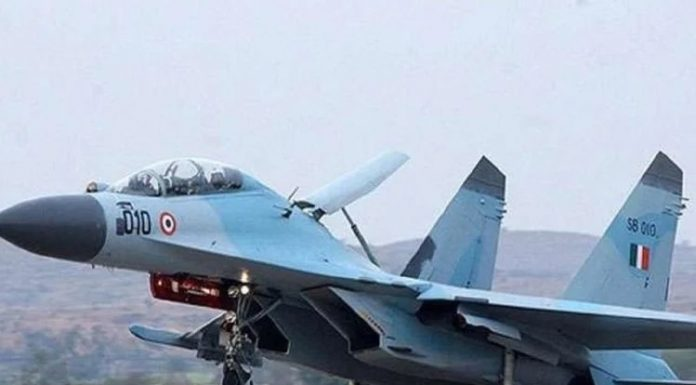 India's power show just 40KM away from Pakistan border- fighter planes landed