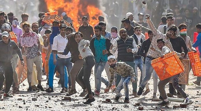 Delhi riots in 2020 was a pre-planned conspiracy