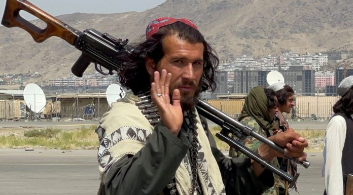 Taliban will take oath of 'terrorist government' on 20th anniversary of 9/11