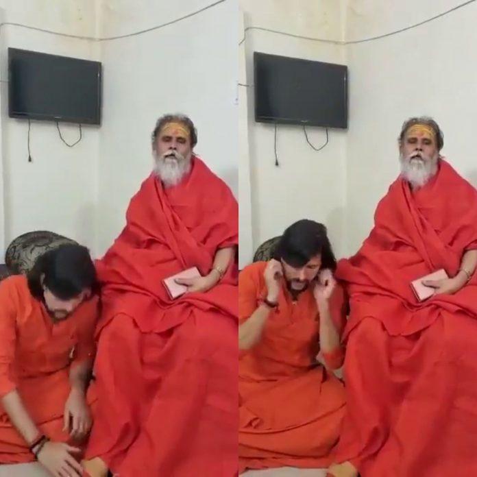 How Mahant Narendra Giri died? Akhilesh's demand - High Court's sitting judge
