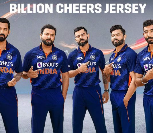 Team India T20 WC Jersey: Team India's T20 World Cup jersey launch- Kohli Paltan