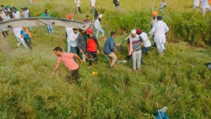 Lakhimpur Kheri Violence: Agreement between farmers and administration