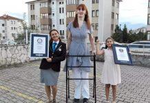 World Tallest Living Woman: Guinness World Records reveals astonishing length