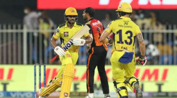 CSK vs SRH Highlights: Dhoni hits the winning six again- Chennai Super Kings reach the playoffs